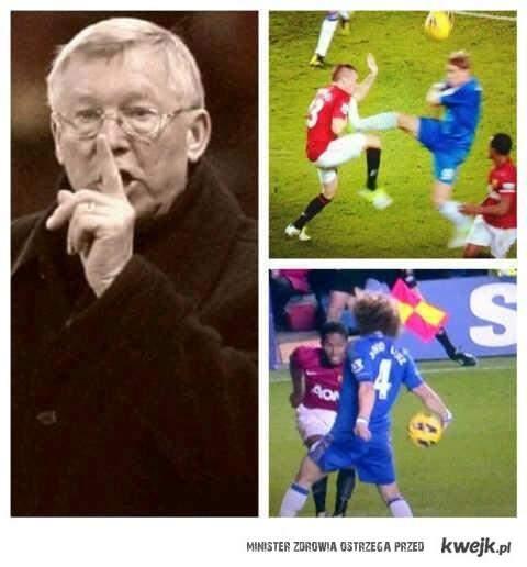 Mecz wielu kontrowersji !