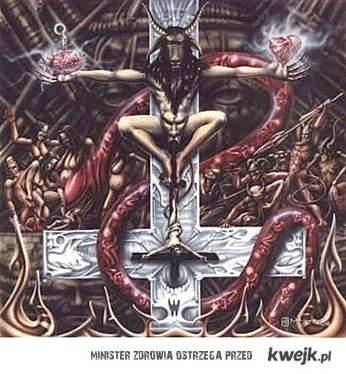 Satan My Master! ! !