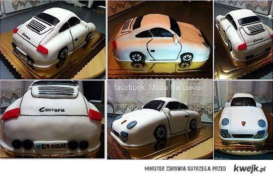 Tort - Porsche 911 Carrera