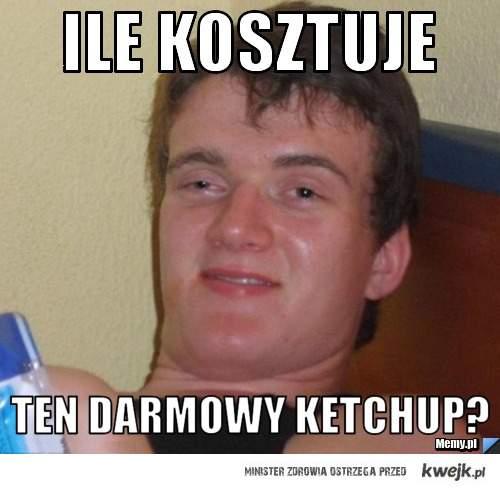 Ketchup Zbyszka