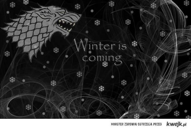 winter iscoming