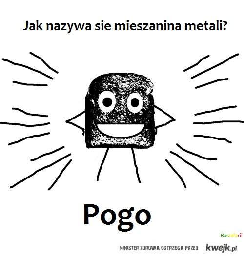 mieszanina metali