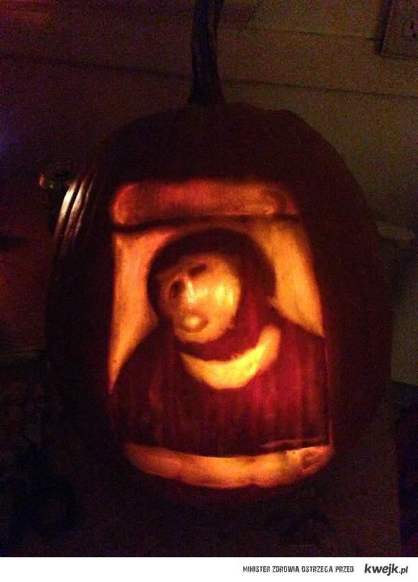 halloween z jezusem