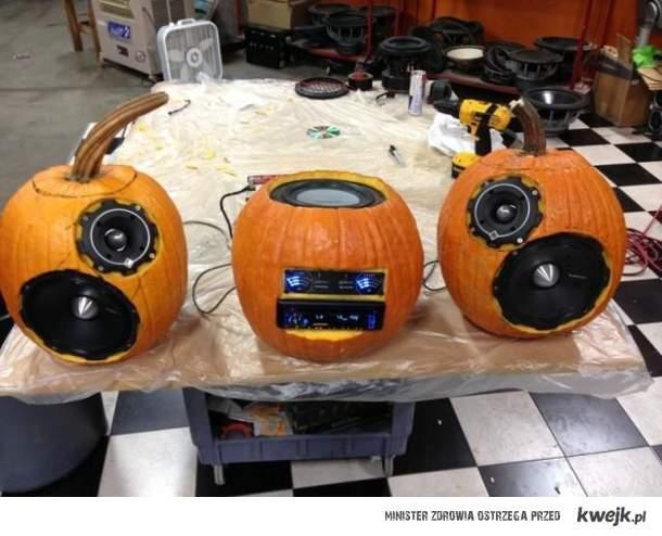 Audio na Halloween