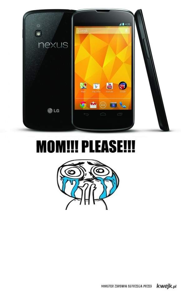 Nexus 4 <3