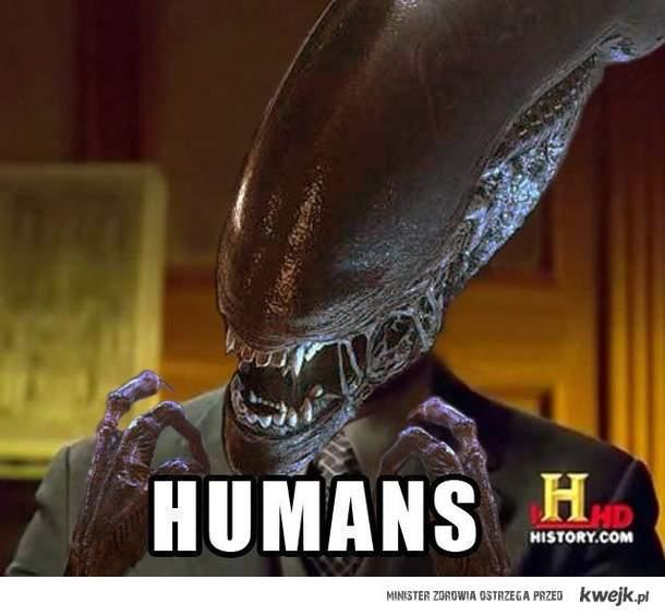 Humanssssss