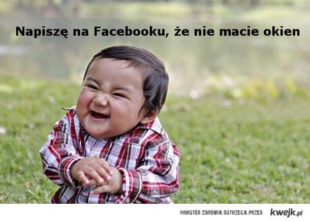 Spam na FB