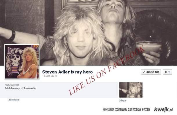 Steven Adler is my hero