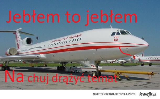 Magiczny Tupolev