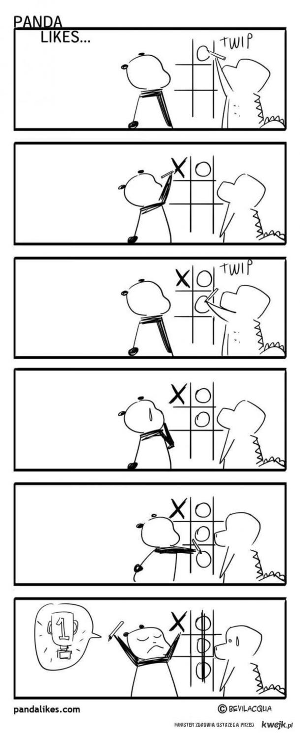 panda likes