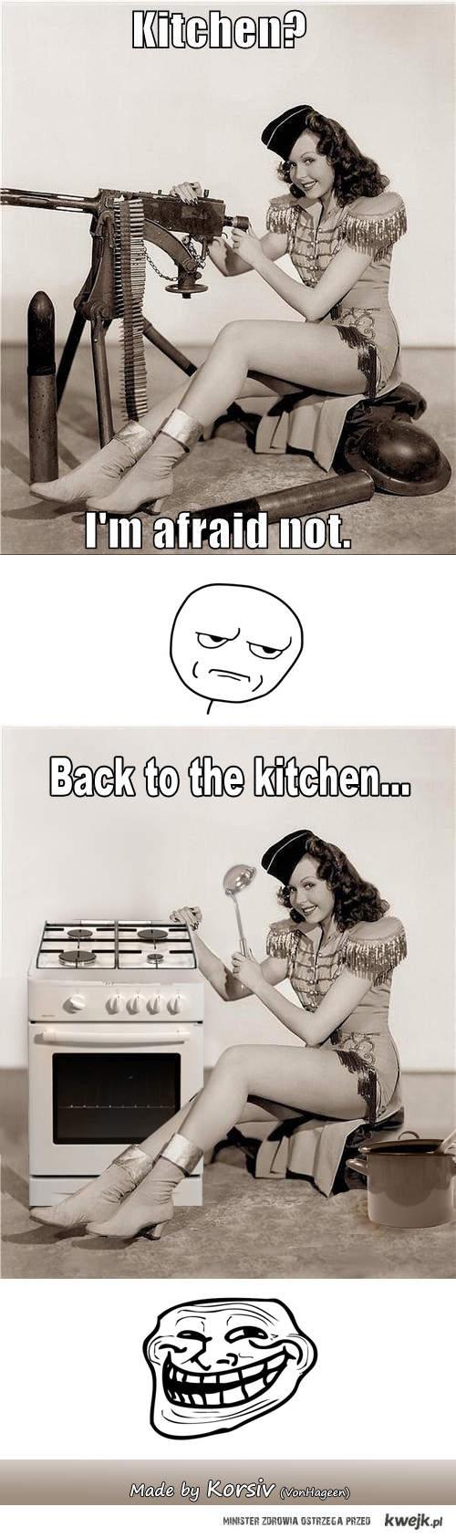Powrót do kuchni