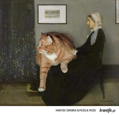 matka i kot