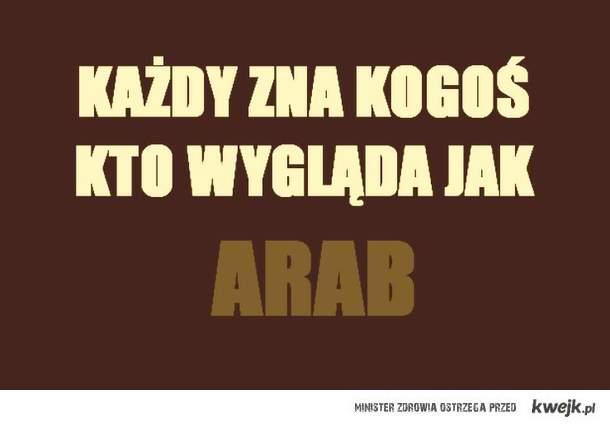 i ty możesz zostać arabem!