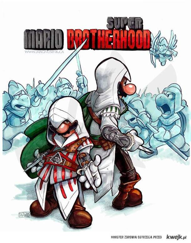 Super Mario Brotherhood