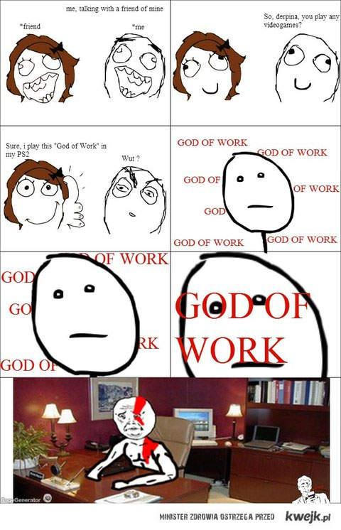 god of work