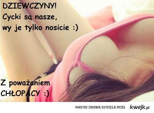 Dziewczyny :)