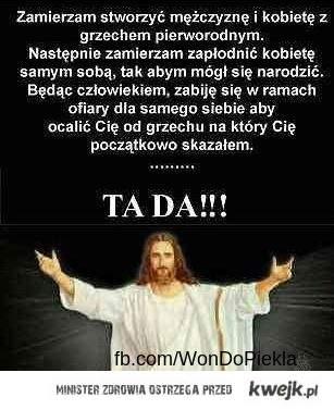 Jezus mówi