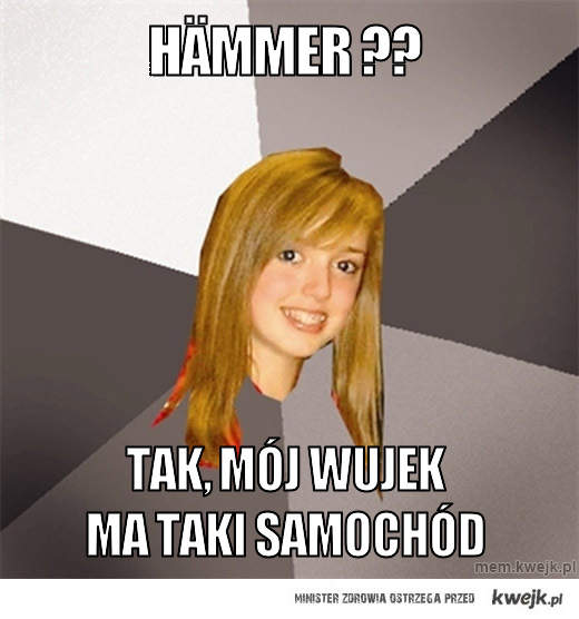 HÄMMER ??