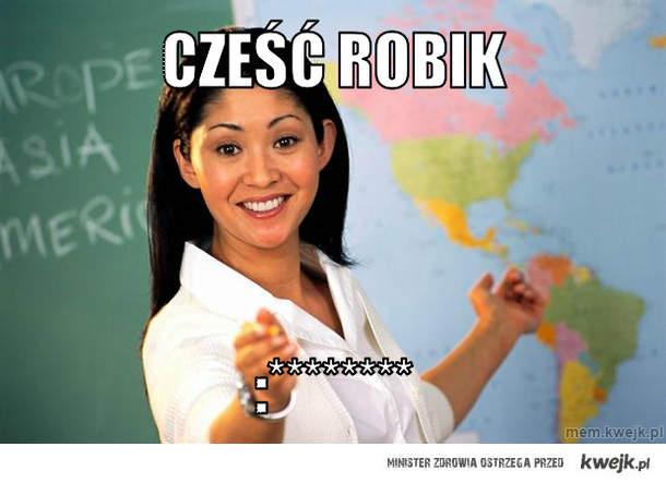 Cześć Robik