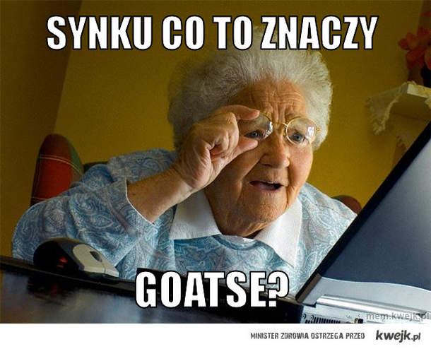 SYNKU CO TO ZNACZY