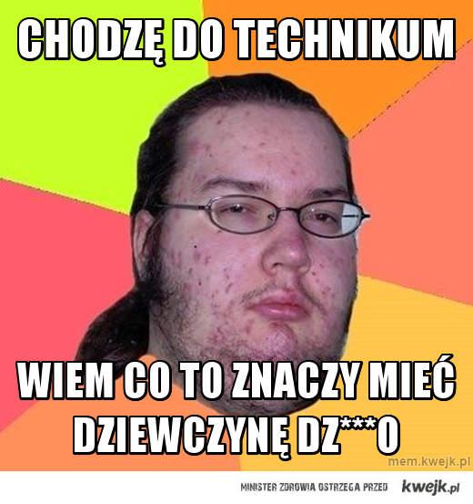 Chodzę do technikum