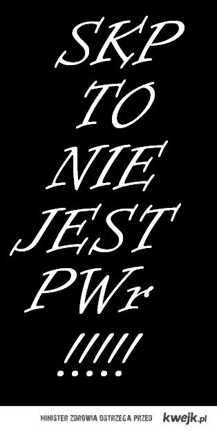 SKP to nie jest PWR to nie jest PWR to nie jest PWR