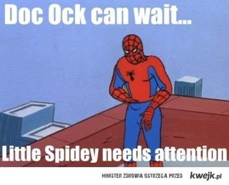 ehh .. spidey