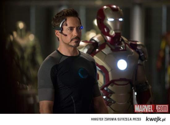Iron Man 3 ( Tony )