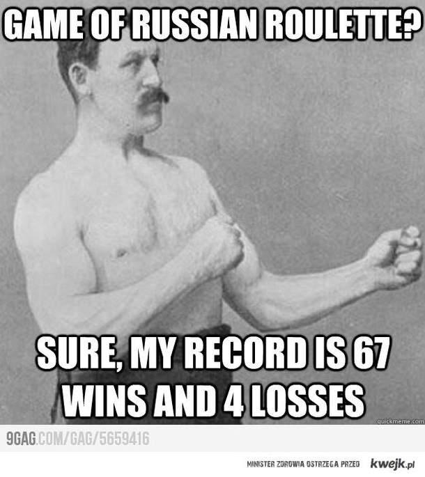 Rosyjska ruletka