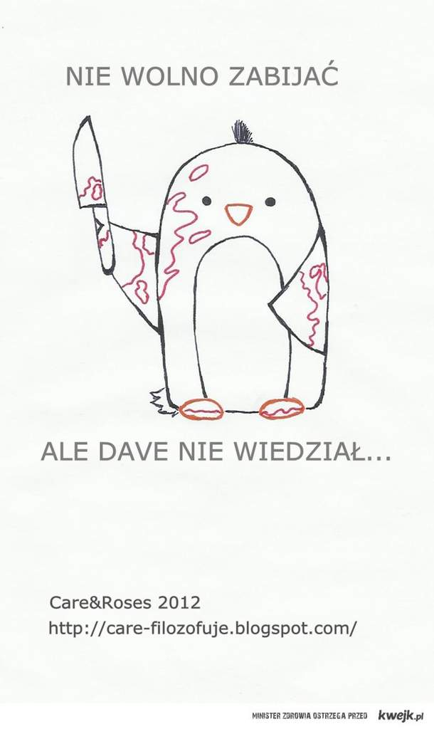 Biedny Dave..