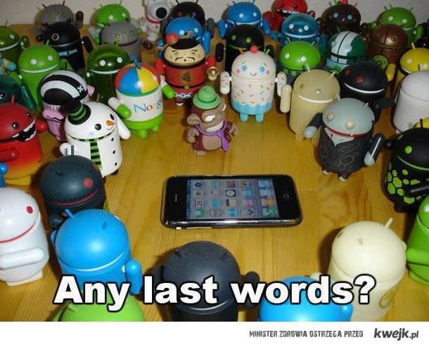 last words?
