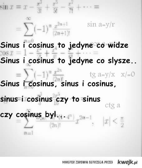 sinus i cosinus