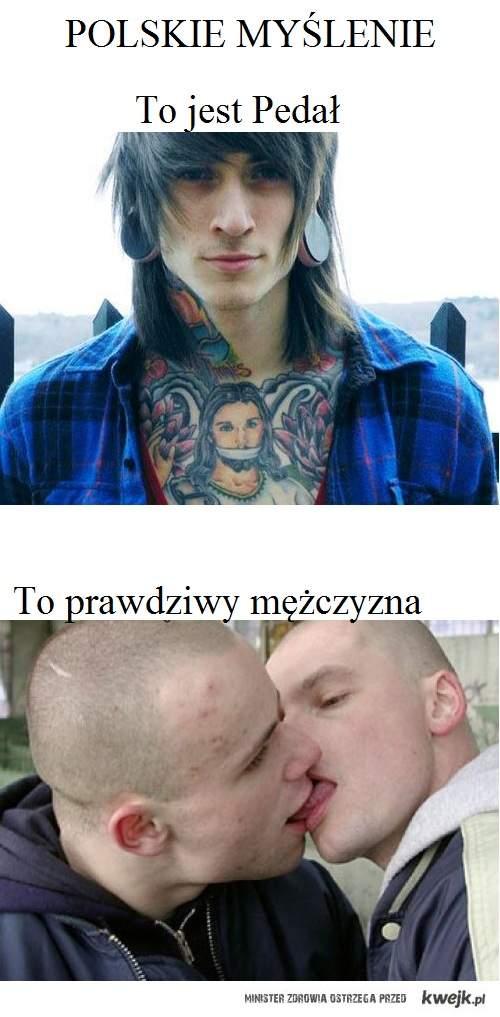 Polska zacofany kraj pełen rasistów i fucktardów