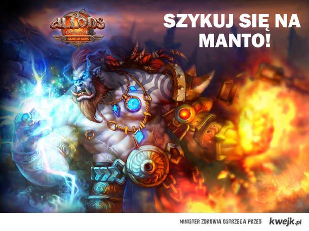 Manto w Allods Online