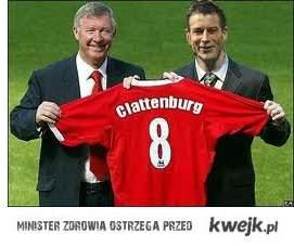Clattenburg Manchester United