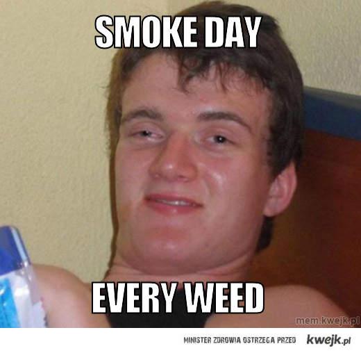 smoke day