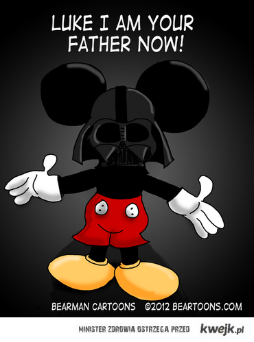 I'm your father... now
