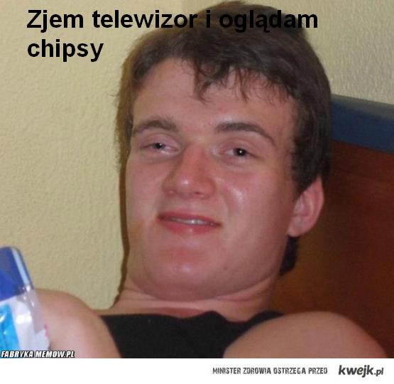 Zjarany Zbychuuu
