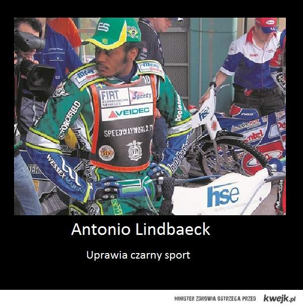Antonio Lindbeack