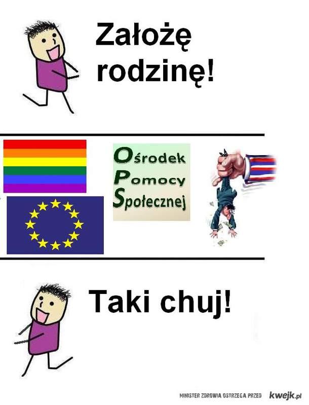 Zakładanie rodziny w Polsce