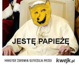 Jestę Papieżę