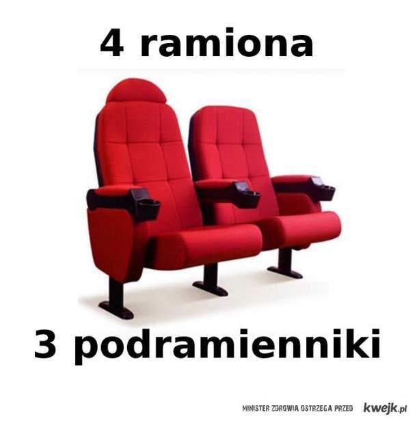 W każdym kinie...