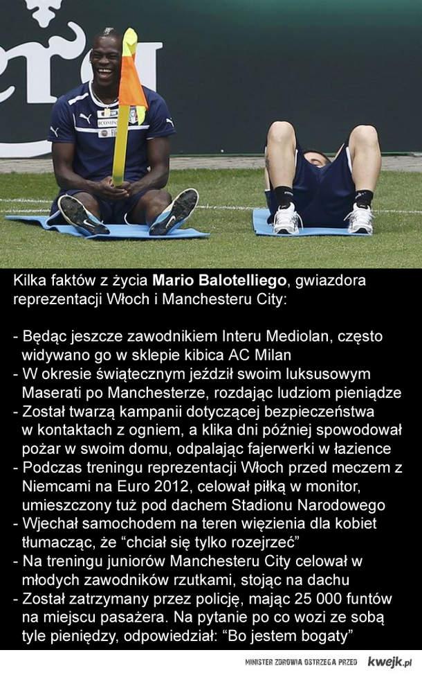 Mario Balotelli - historia prawdziwa