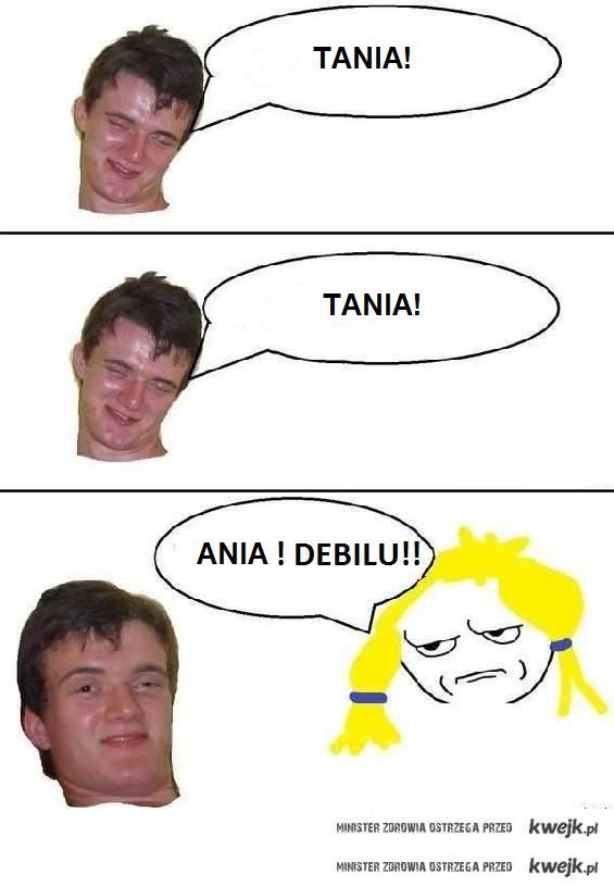 Tania!