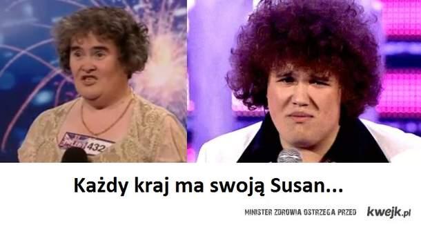"""Susan Boyle w """"Bitwie na głosy"""""""