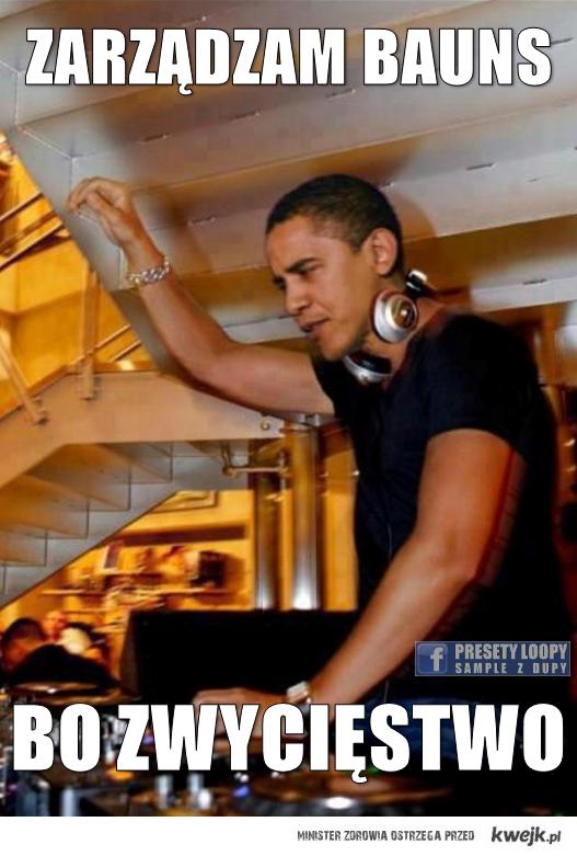 Obama el presidento