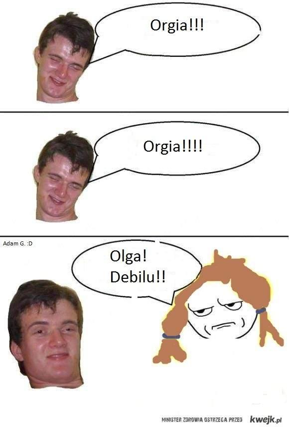 Orgia Olga