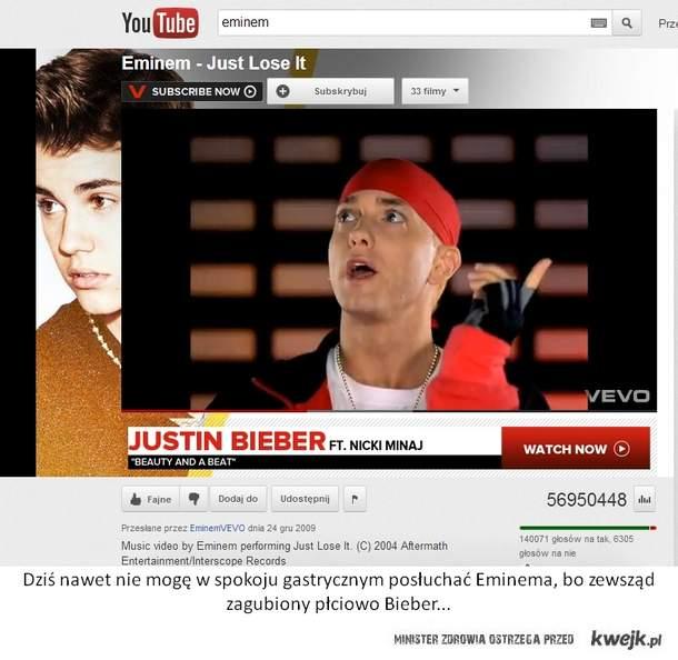 Bieber...