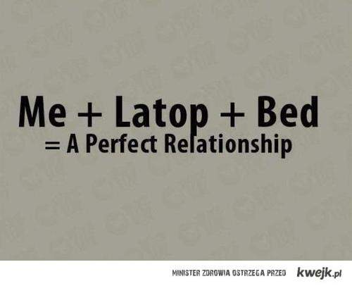 my perfect relationship