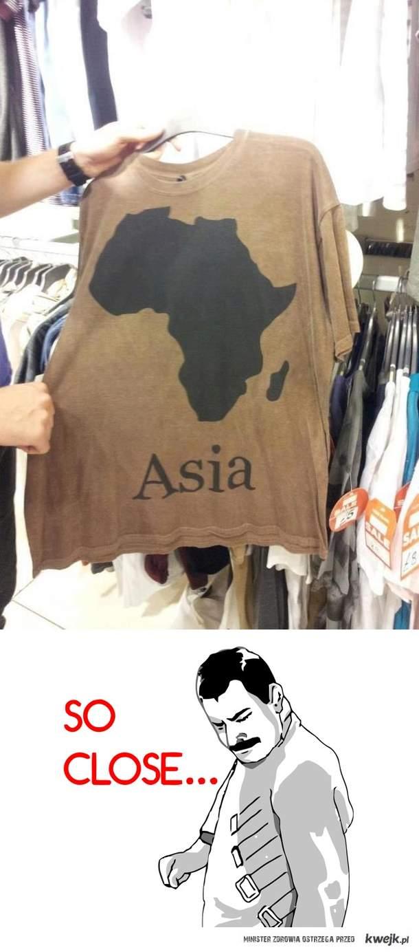 Afrykańska koszulka
